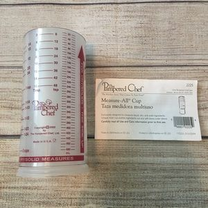 Pampered Chef Measure-All Cup